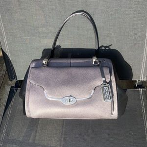 COACH LIMITED Madeline Saffiano Leather Bag